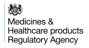 Medicines and Healthcare Product logo