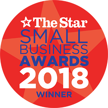 The Star Business Awards Winner Logo